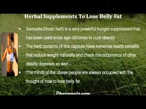 This video describes about how to lose belly fat with natural herbal supplements. You can find more detail about InstaSlim capsules at http://www.dharmanis.com