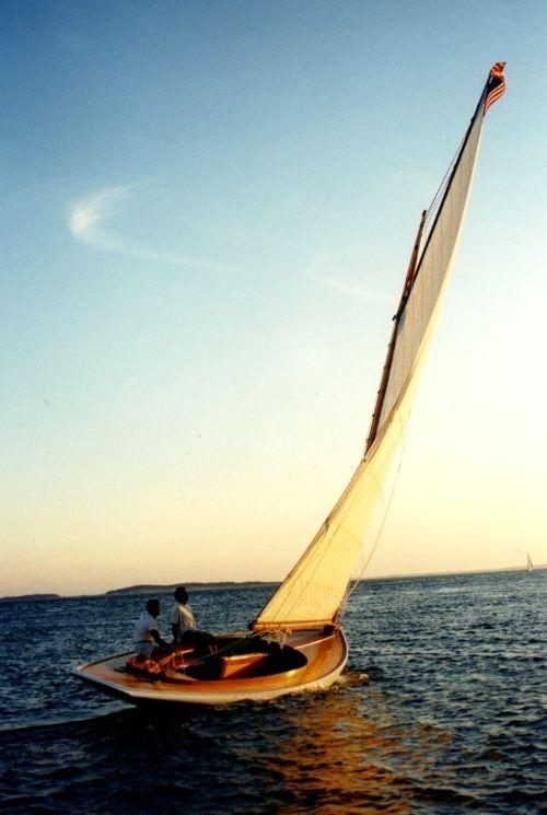 74 best Friendship Sloops, Catboats, Schooners images on ...