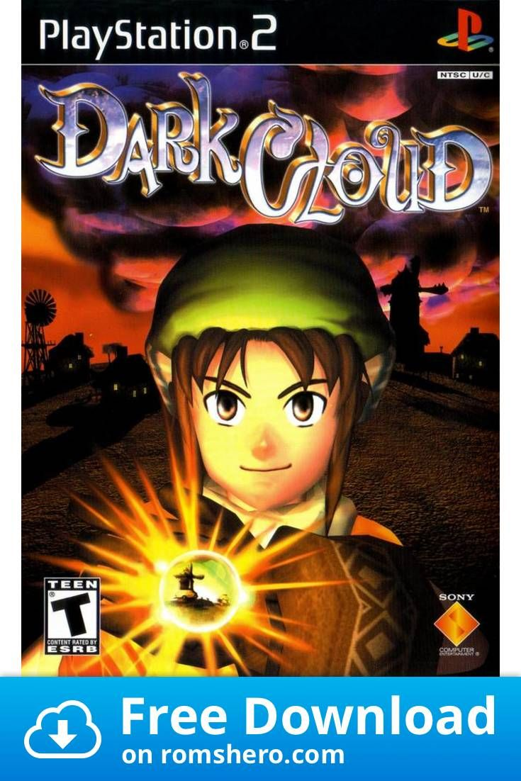 Download Dark Cloud Playstation 2 Ps2 Isos Rom In 2020
