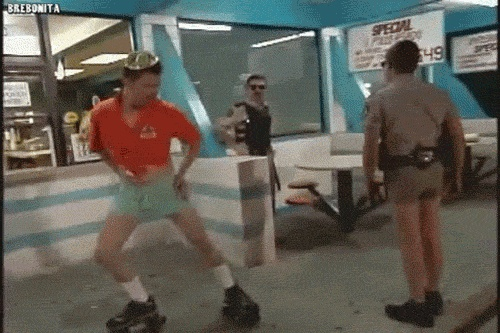 """""""You are an attention whore, Terry"""" - Nick Swardson as Taco Terry in Reno 911"""