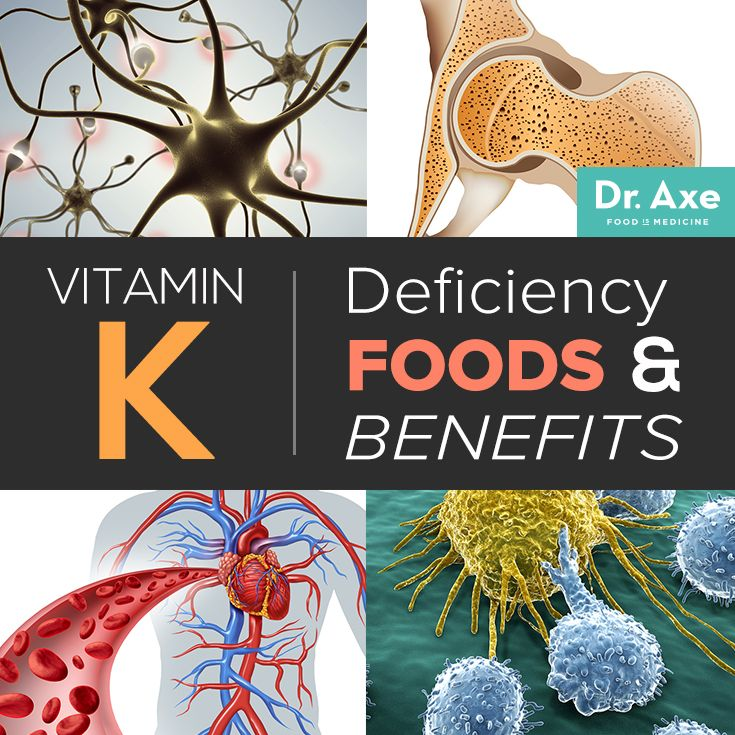 Vitamin-K Deficiency, Foods and Benefits http://www.draxe.com #health #natural #holistic