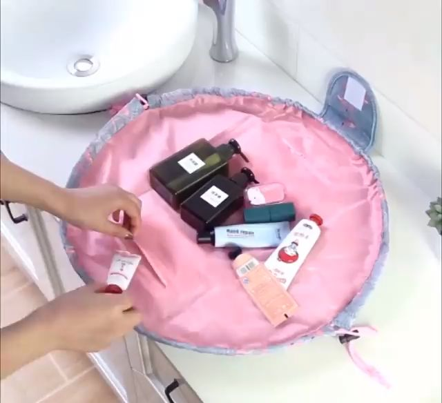 Shop Today>>60% OFF Quick Makeup Bag
