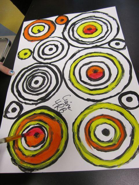 » Kandinsky Project Georgetown Elementary Art Blog