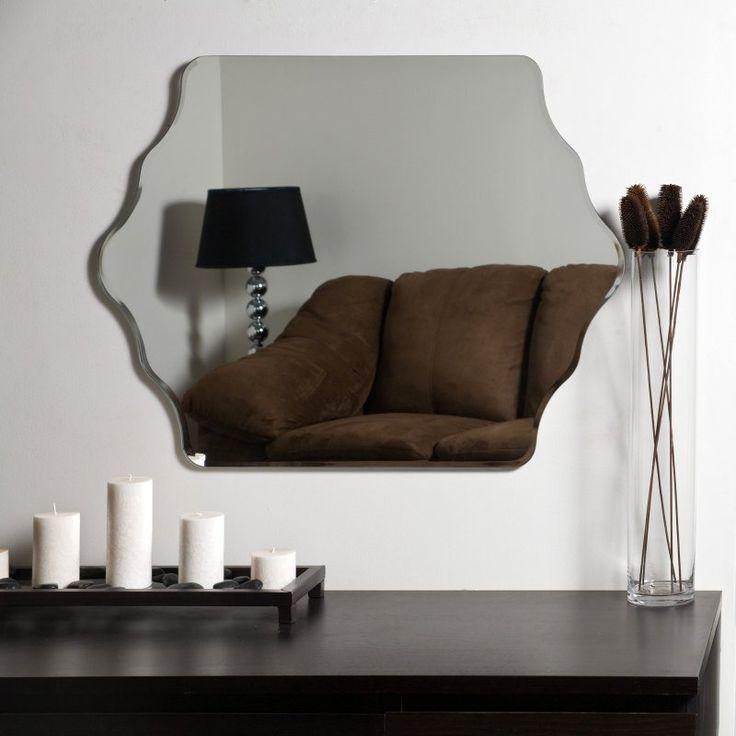 Picture Gallery Website The best Modern frameless mirrors ideas on Pinterest Frameless mirror inspiration White frameless mirrors and Interior frameless mirrors