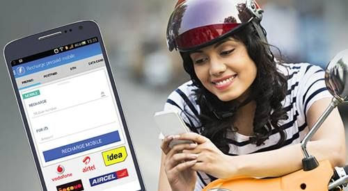 Free Mobile recharge android apps