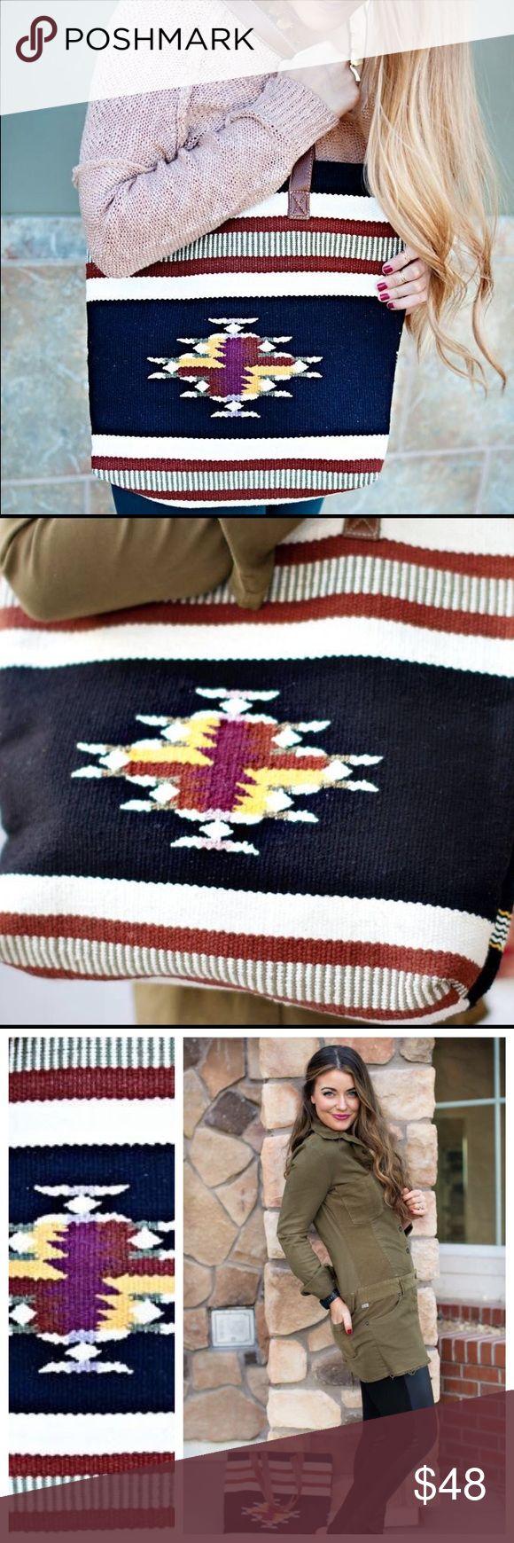 Aztec tote bag Aztec tote bag Target Bags Totes