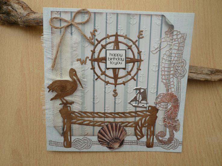 Sea Breeze Papers & couture Creations Cutting Dies