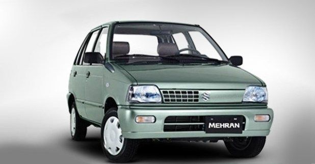 No More Suzuki Mehran Vx From December 2018 There Is Sad News For