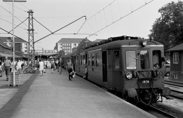 Ballerup (station) 1976
