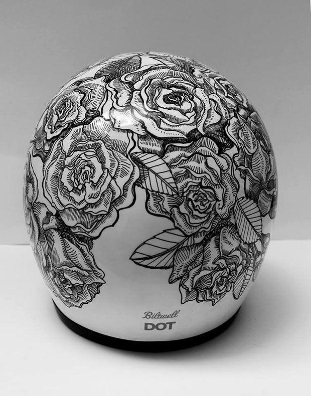 Custom Lids - Custom Designed Motorcycle Helmets