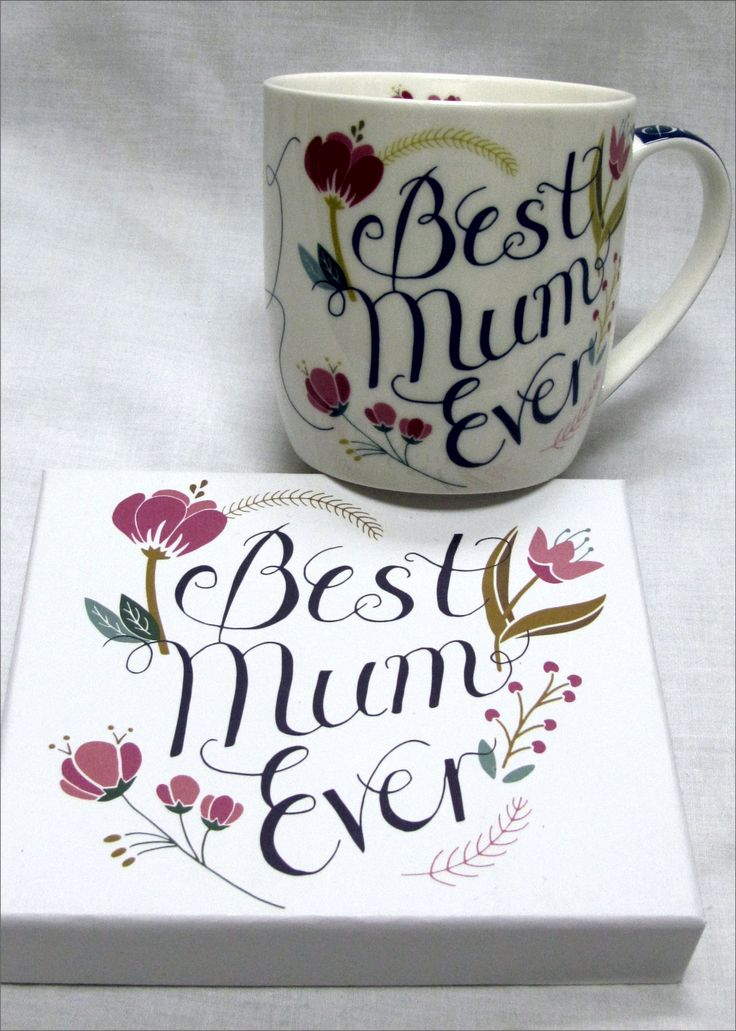 Cardies: Various Mother's Day Mugs