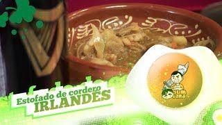 Estofado Irlandes - receta irlandesa - YouTube