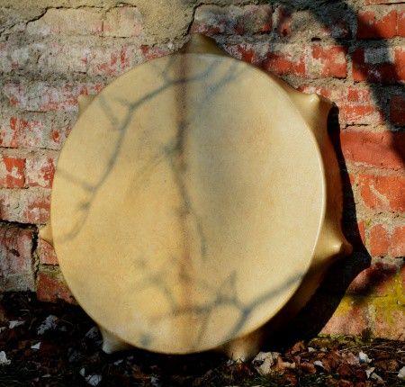 Buben s výstupky 030817 :: Šamanské a stolové bubny