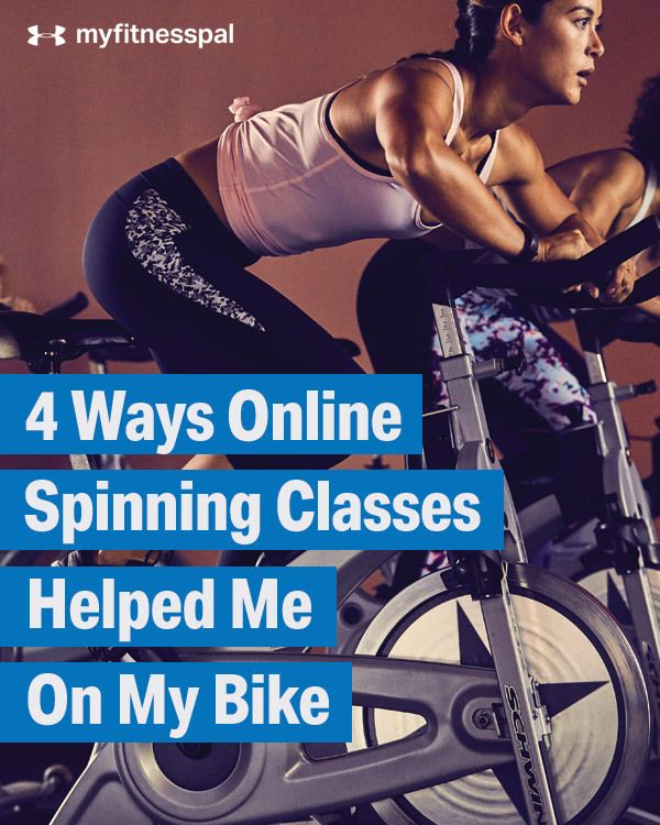 4 Ways Online Spinning Classes Helped Me on My Bike