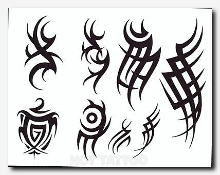Henna Hot Tattoo Tribal Tattoos Cool Tribal Tattoos Tribal Tattoo Designs