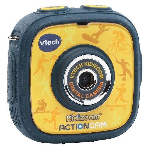 VTech Kidizoom Action Cam - Yellow,Black : Target