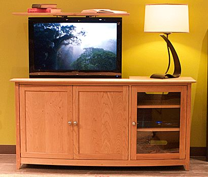 New Low Profile Tv Lift Cabinet