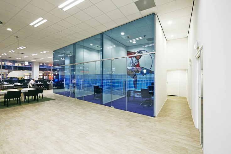 Office building renovation, Randstad Rotterdam, The Netherlands