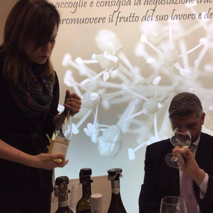 #Vinitaly2015 Grisela Soave Classico Doc 2014 No added sulphites