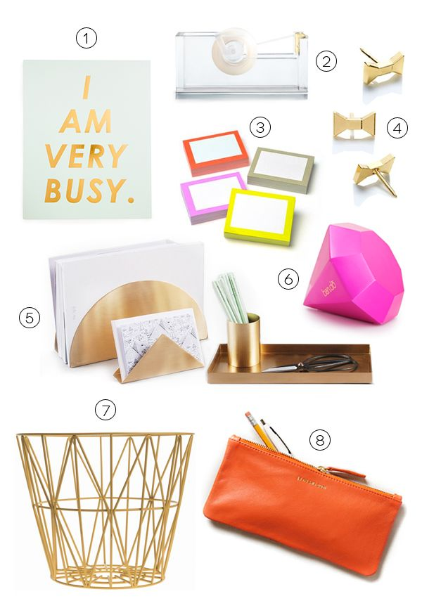 1000 ideas about office desk accessories on pinterest for Cute desk