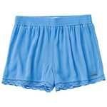 Lee Cooper Lace Hem Shorts
