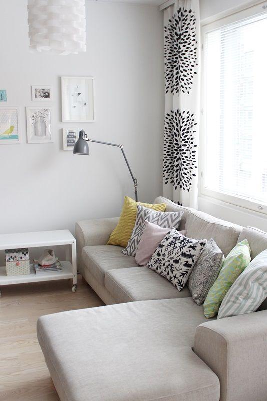 Livingroom couch / Kotisaari