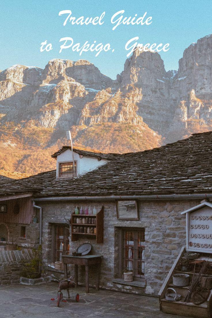 The best place you've never heard of! Papigo, Greece