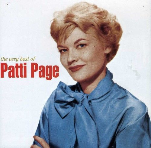 Patti Page  Very Best Of Patti Page [CD New]