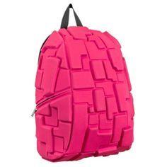 Rucsac Madpax, Blok Full Roz http://www.rechizitelemele.ro/rucsac-blok-full-roz