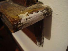 How To Get Paint Splatter Off Wood Trim