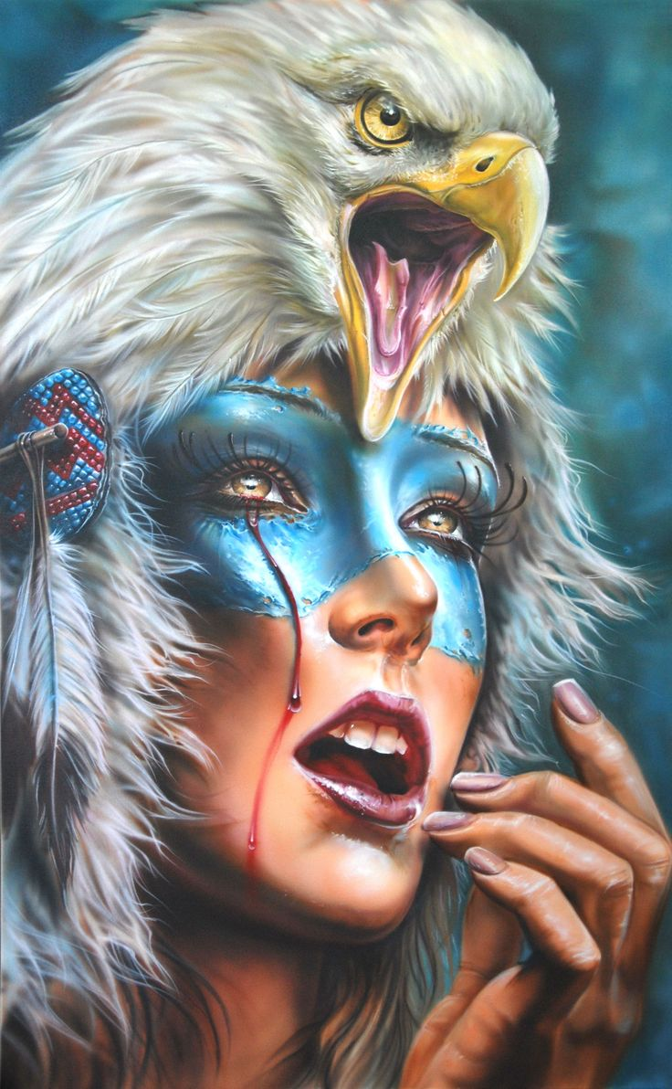 Image result for hyper realistic tattoo native