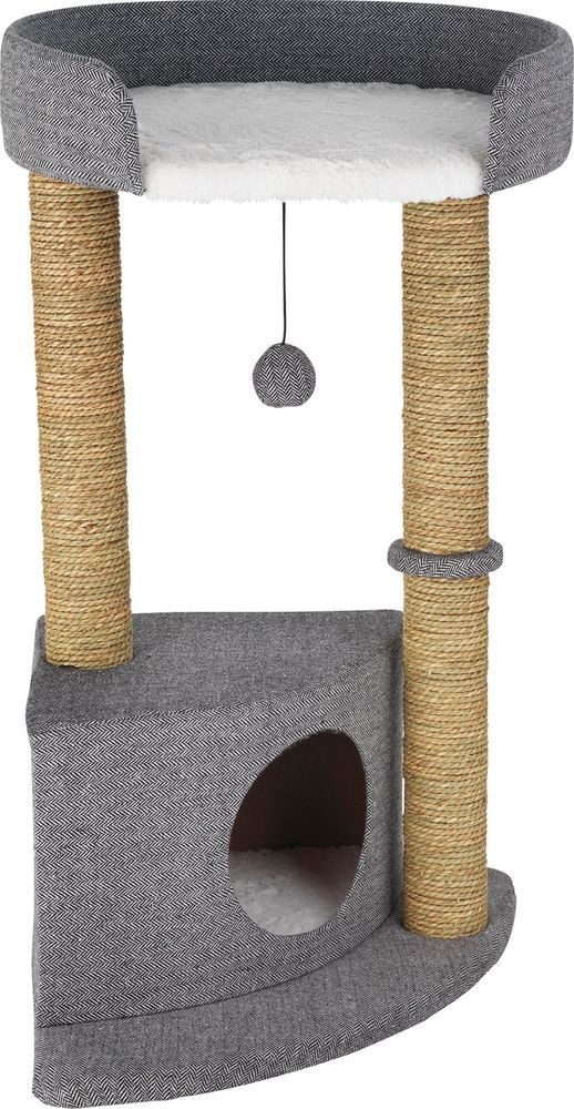 Two-Tier Cat Scratch Corner Post. in Pet Supplies, Cat Supplies, Furniture & Scratchers | eBay