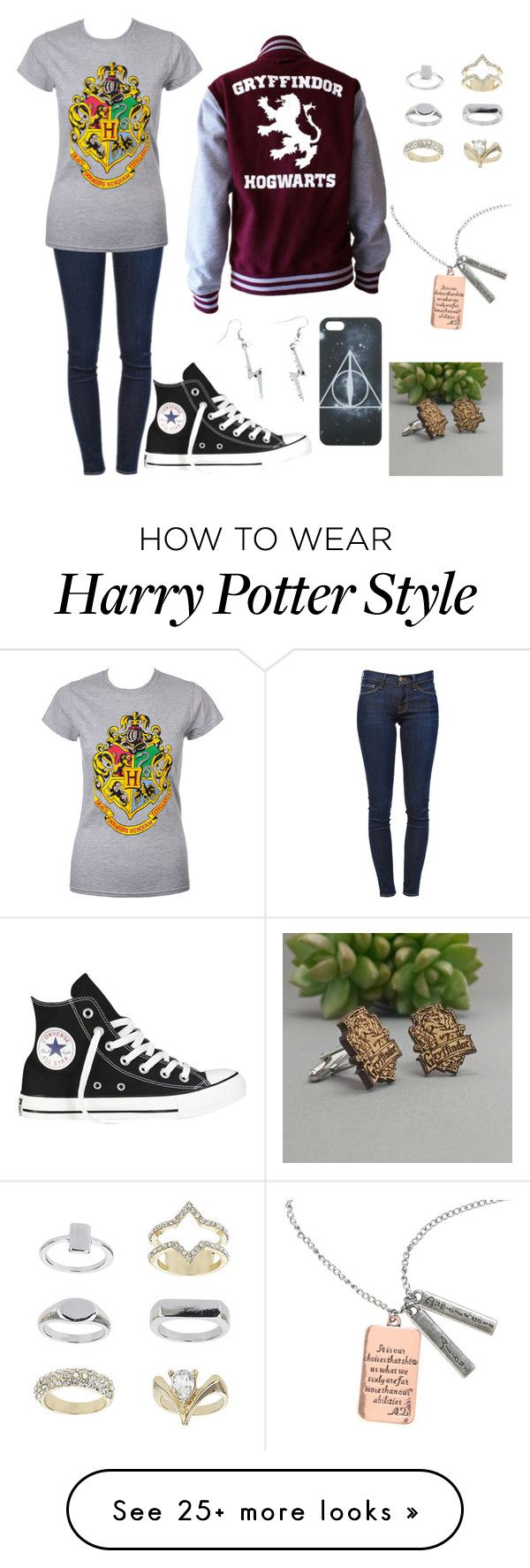 """Untitled #352"" by abigailduff on Polyvore featuring mode, Topshop, Frame Denim en Converse"