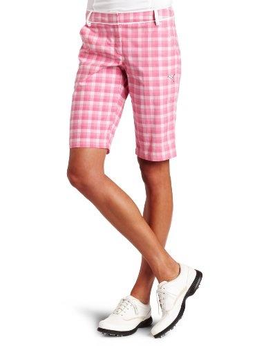 Puma Golf Women's Golf Pattern Bermudas Golf Short $46.93 - $65.00