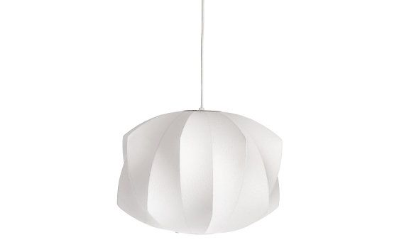 """Nelson Propeller Pendant Lamp - 21""""Dia. x 14""""H - $365 (less 20% until Tuesday 11/11 is $292) - idea for entry pendant"""