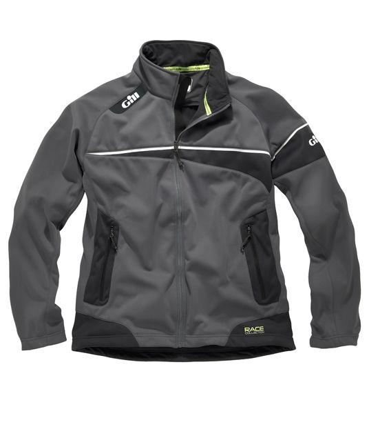 Gill Race Softshell Jacket (RC004), Gill sailing clothing jackets