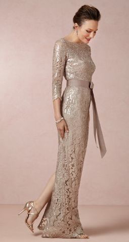 Mother of the Bride dress from BHLDN