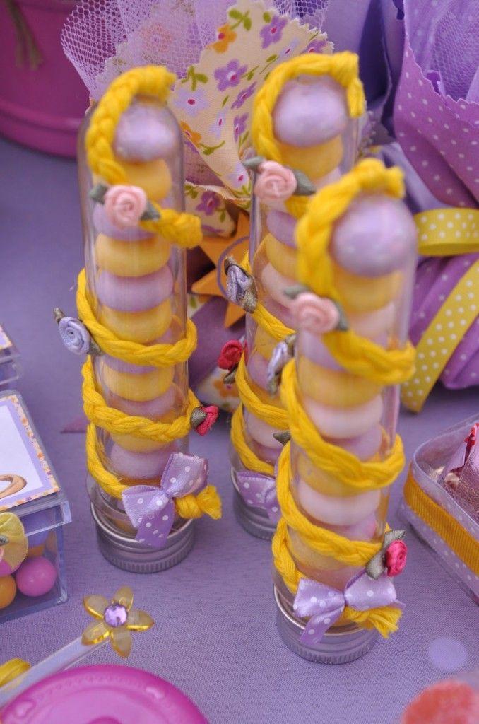 festa infantil da rapunzel
