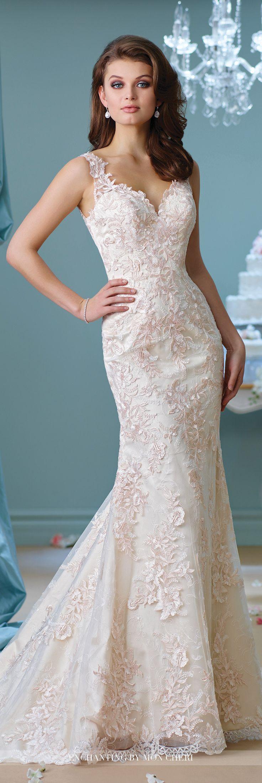 Best 451 Wedding Dresses images on Pinterest   Wedding ideas ...