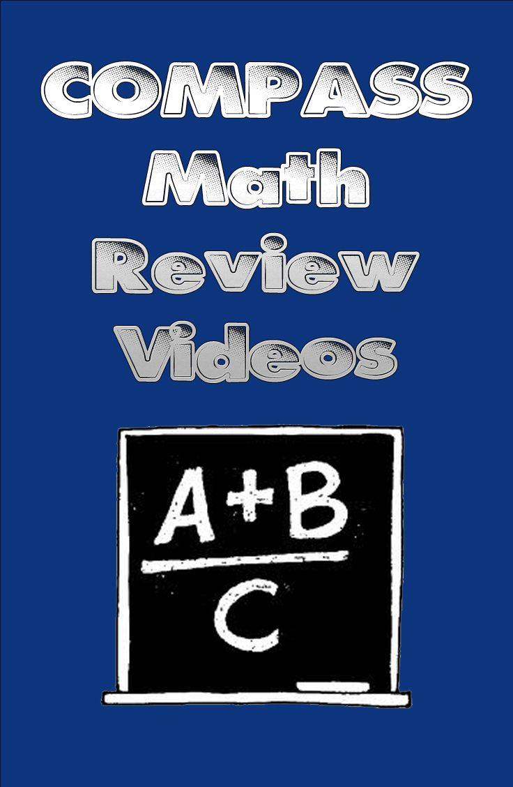 24 best COMPASS Exam images on Pinterest | Compass math, Test prep ...