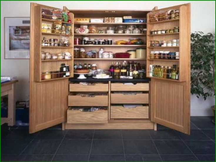 Best 25+ Tall pantry cabinet ideas on Pinterest | Tall ...