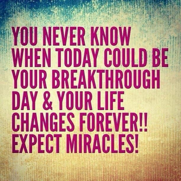 On Knowing God Inspirational Quotes: 1000+ Images About Miracles Happen On Pinterest