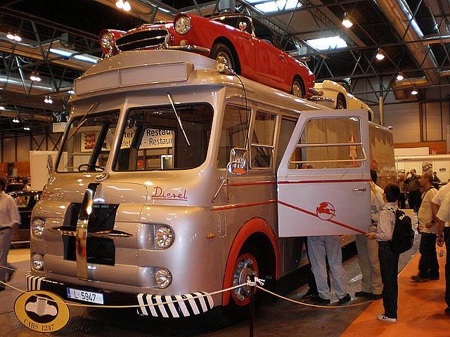 PEGASO Race Transporter.