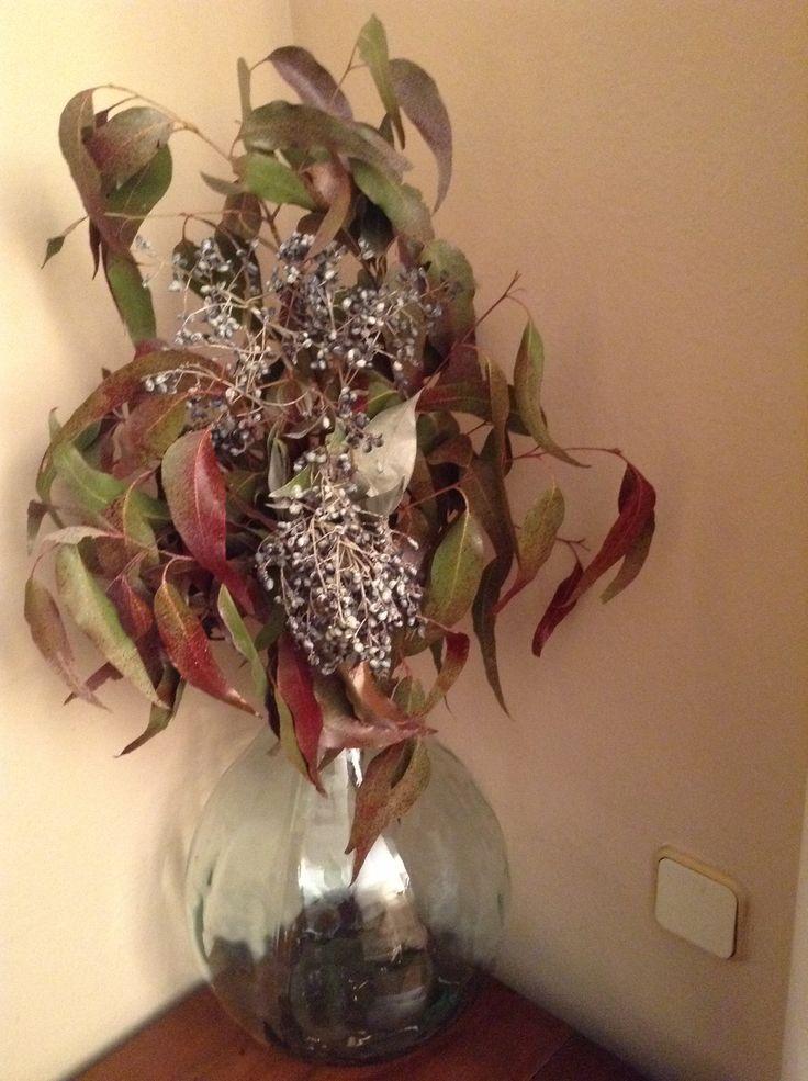 Jarrones Con Flores Cuadros De Flores Pintadas En Jarrones Flores - Jarrones-con-flores-secas