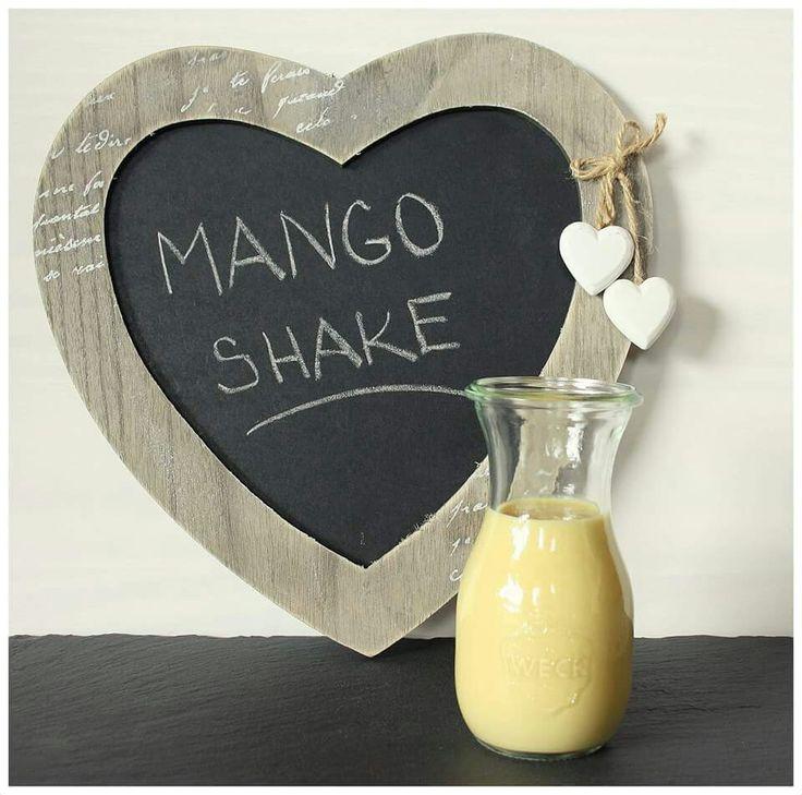 Mango shake  www.facebook.com/naskokvkuchyni