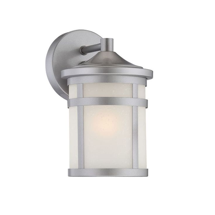 Acclaim Austin Collection 1-Light Outdoor Brushed Wall Light