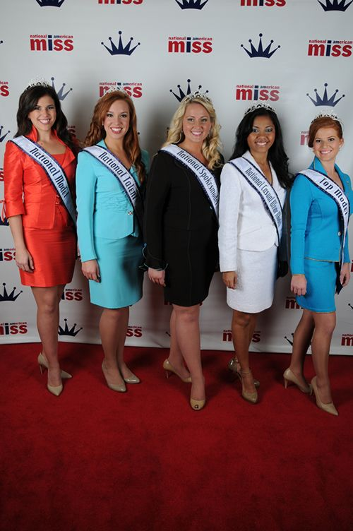 National American Miss Interview Tips
