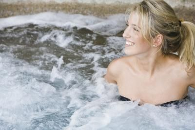 How to Make a Sanitizer for Hot Tubs