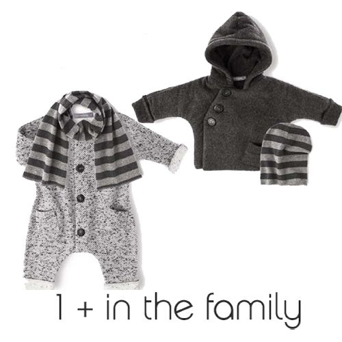 1+ in the Family (One more in the Family) FW 2015-2016 Chic and modern at the same time, 1+ in the Family kids clothes are a delicious mix of unusual cuts and super groomed details .  #kids #fashion