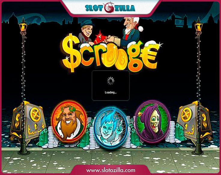 Scrooge free #slot_machine #game presented by www.Slotozilla.com - World's biggest source of #free_slots where you can play slots for fun, free of charge, instantly online (no download or registration required) . So, spin some reels at Slotozilla! Scrooge slots direct link: http://www.slotozilla.com/free-slots/scrooge